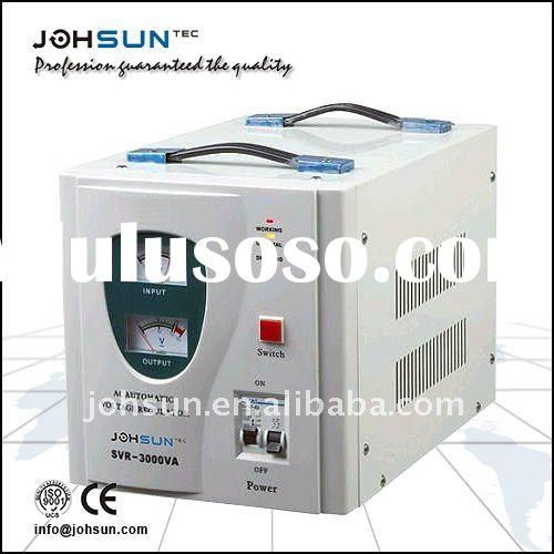 SVR (AVR)-0.5~10KVA AC Full Automatic Relay Type (control) Single Phase Voltage Stabilizer/ Regulato