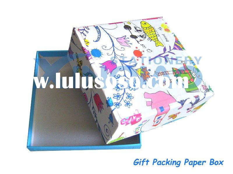Small Gift Boxes / Custom Cardboard Gift Box