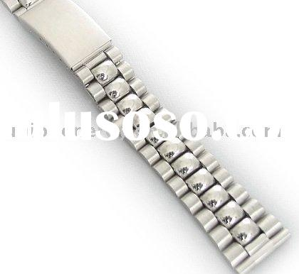 Stainless Steel watchbands, watch bands, wristband for men's watches
