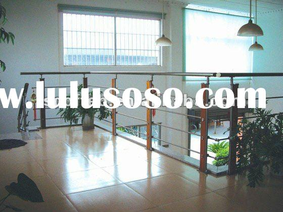 Stainless steel handrail/ Glass handrail