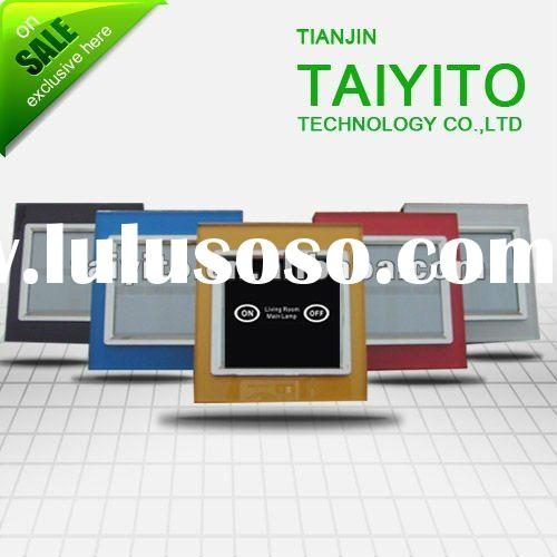 TAIYITO X10 PLC Remote control touch screen switch