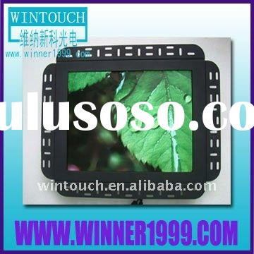 Wintouch IR touch screen lcd touch game monitor Pot O Gold lcd monitor with bezel IR touch screen