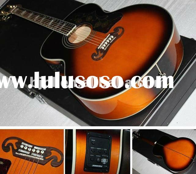 best Musical Instruments 2011 VS 200 CUSTOM Artist Acoustic FISHMAN pick-up Guitar in stock HOT