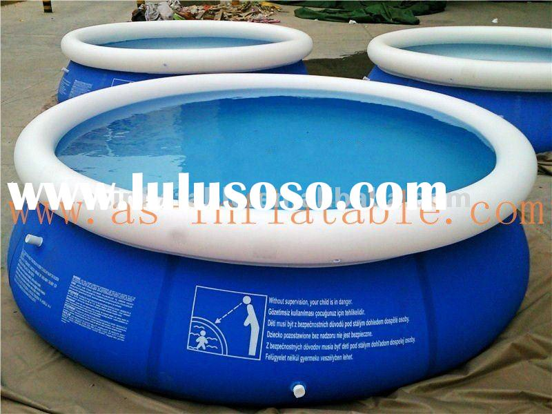 best seller 2012 hottest WP-063 above ground swimming pool