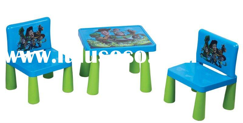 Children Table And Chairs Plastic Chair