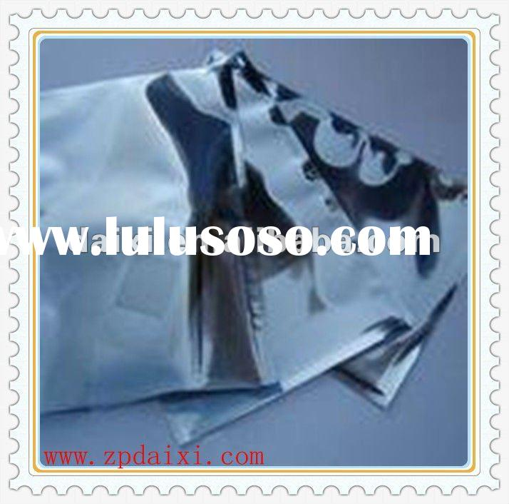 clear self-adhesive aluminum foil bag & plastic packaging