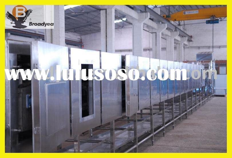 cooking machine for instant noodle production line /quick noodle making plant/food machine