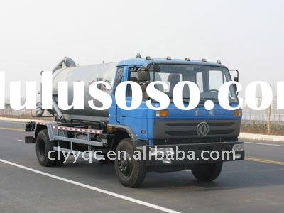 dongfeng 145 vacuum sewage truck for sale