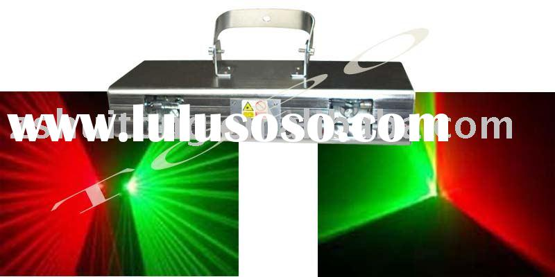 double eye scan laser light/150MW+150MW red and green stage light