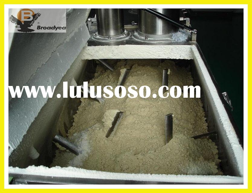 mixing flour machine of instant noodle production line/food machine/quick noodle making plant