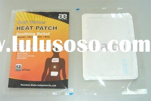 pain relief heat patch heat pad