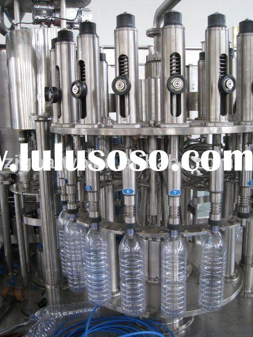 pet bottle juice water carbonated drink bottling machine filling line