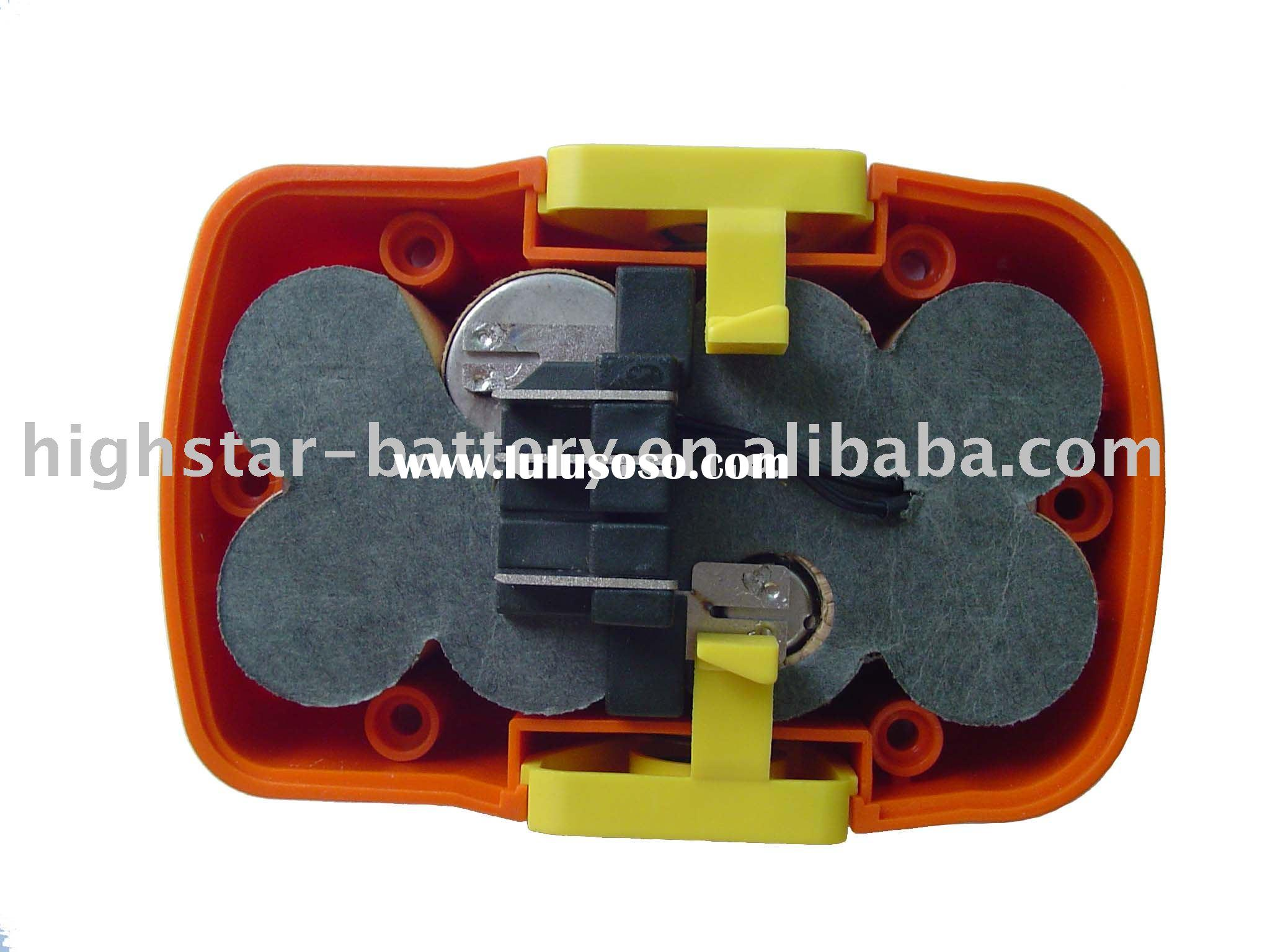 power tools nicd SC rechargeable battery pack
