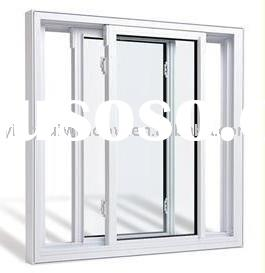 pvc sliding window,plastic sliding window,vinyl sliding window