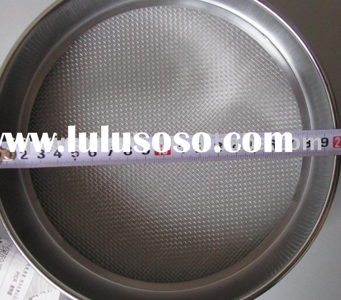 stainless steel test sieve/screening mesh products