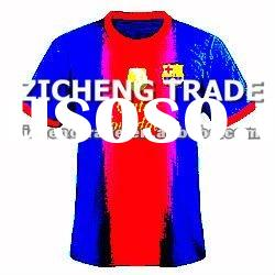 2012 2013 Thailand Quality Barcelona Home Soccer Jersey In Low Price