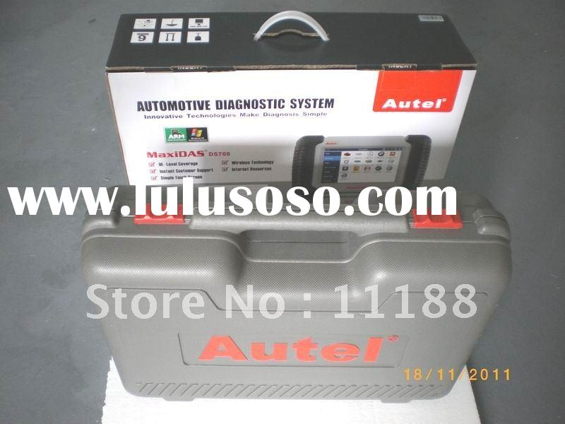 2012 Autel Maxidas DS708 auto diagnostic tool,automotive tools
