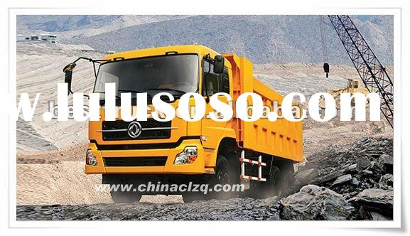 30-60 ton DongFeng heavy duty dump truck hydraulic hoist for sale