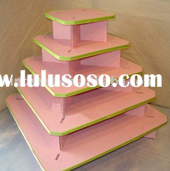 5 tier cupcake stand,cupcake display stand