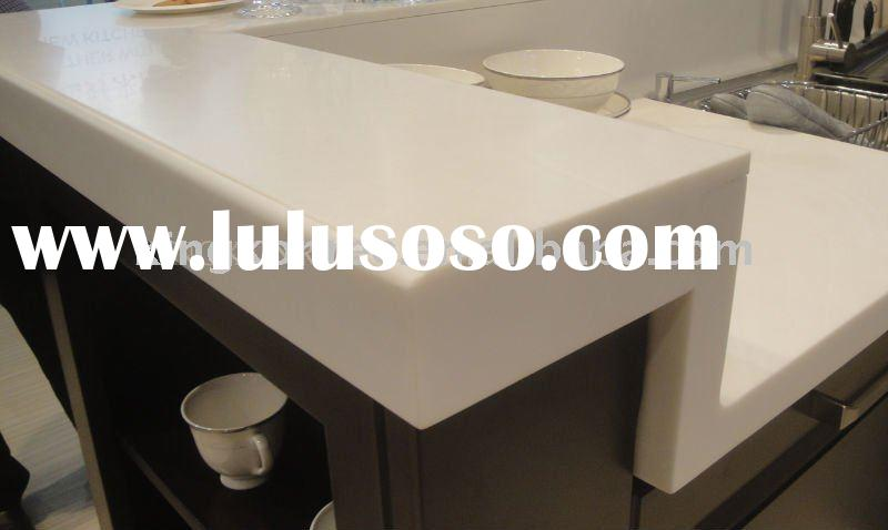 Acrylic solid surface artificial marble counter top