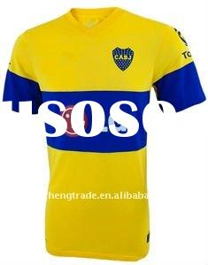 Boca Juniors Away 2012 New Football Shirt Suck Water Well