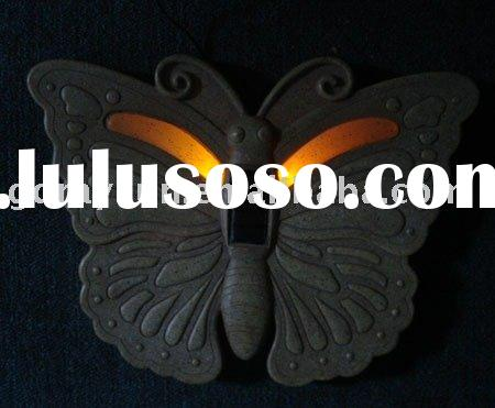 Solar light butterfly solar light butterfly manufacturers for Solar powered glow stepping stones