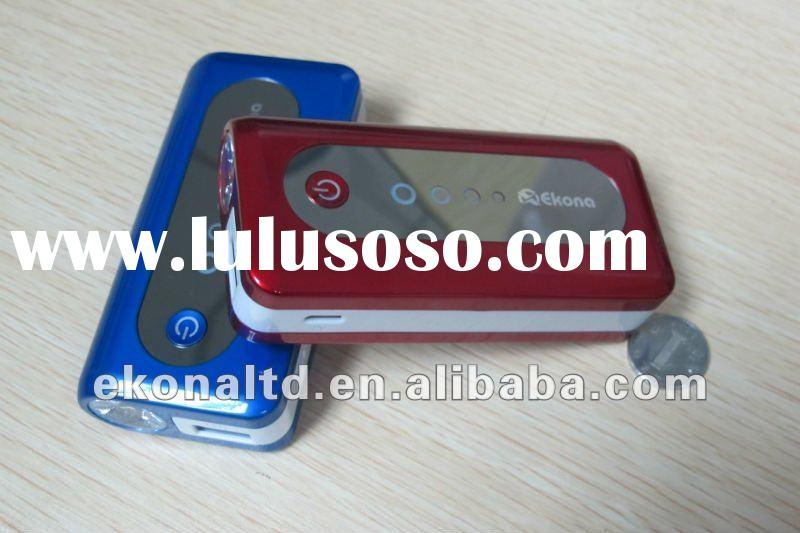 CE/FCC/RoHS compliant, Universal backup portable power station with built-in 5600mAh Li-poly battery