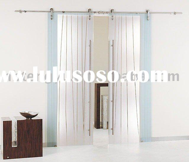 Inexpensive interior sliding doors the for Cheap sliding glass doors