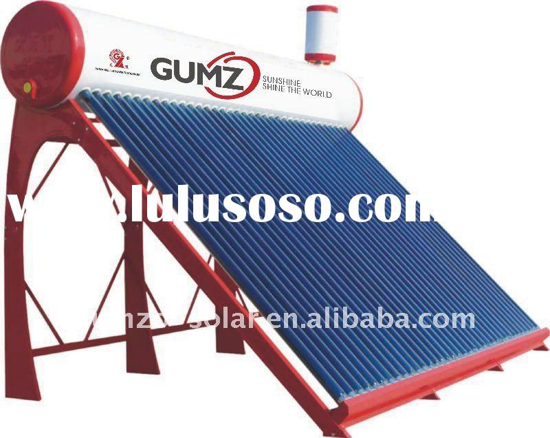 China Haining product of vacuum solar collector