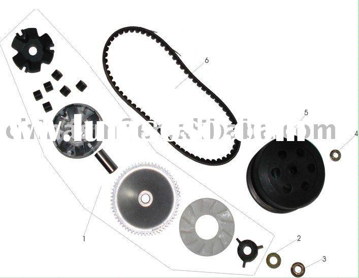 Clutch assy-all kinds of motorcycle parts,ATV parts.