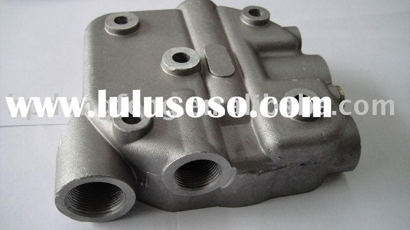 Cummins engine part Air compressor cylinder head,