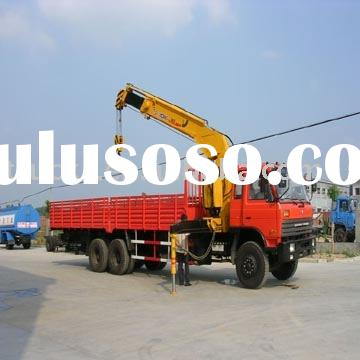 Dongfeng 10 Tons Cargo Crane Truck