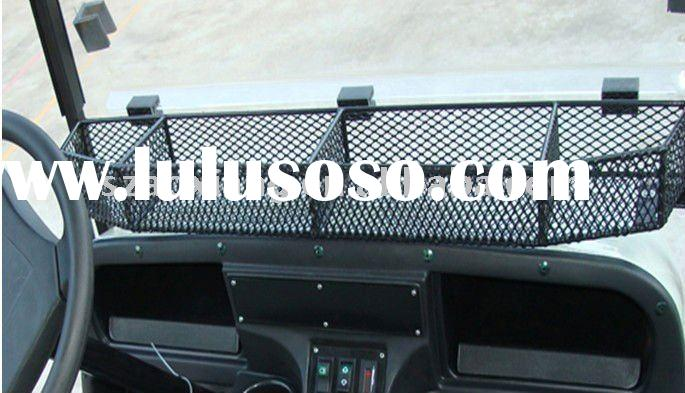 Front mesh brasket kit for brand golf carts, EZ-GO, Club Car and Yamaha custom golf cart accessories