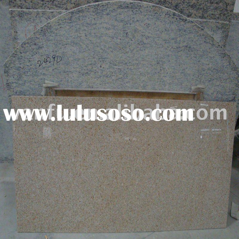 Granite shower pans, G682 Granite slab, Walk-In slab Showers