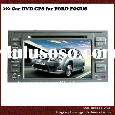 HEPA gps car dvd for Ford Focus