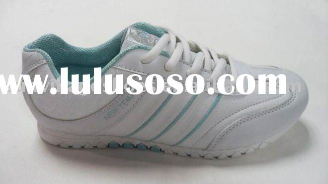 Hot sale women's leather fashion sneakers