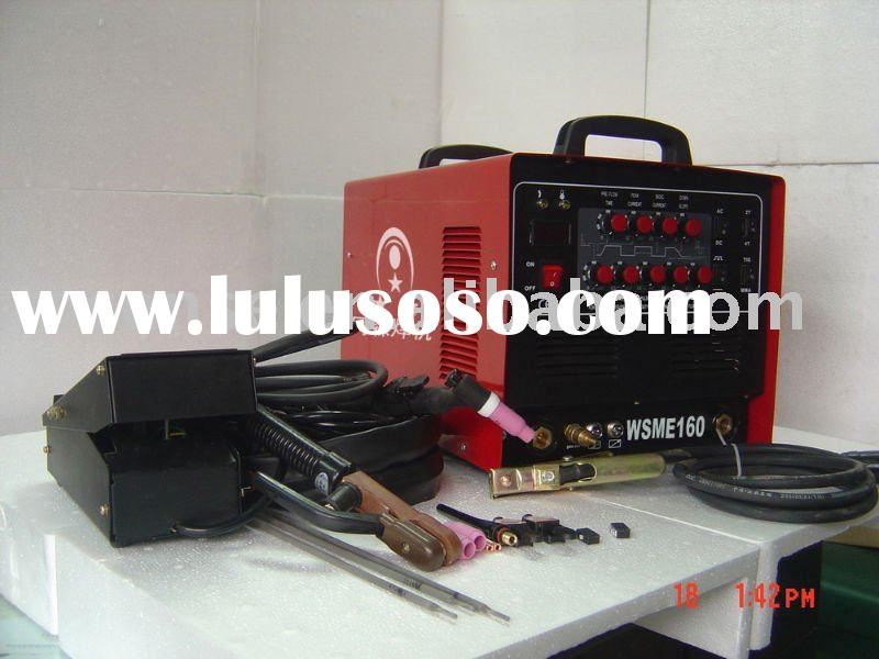 Inverter AC DC TIG-ARC PULSE WSME160 Welding Machine/tig arc welder DIRECT MANUFACTURERS