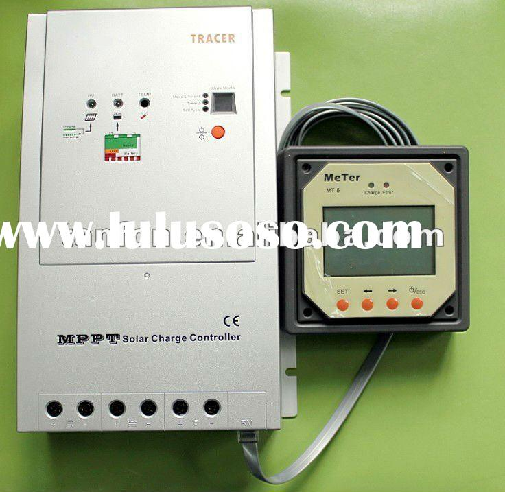 30 Amps Charge Controller Circuit Diagram 30 Amps Charge Controller