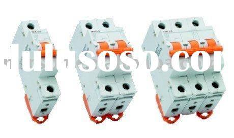 New mini circuit breaker/miniature circuit breaker ( MCB, CB, circuit breaker )