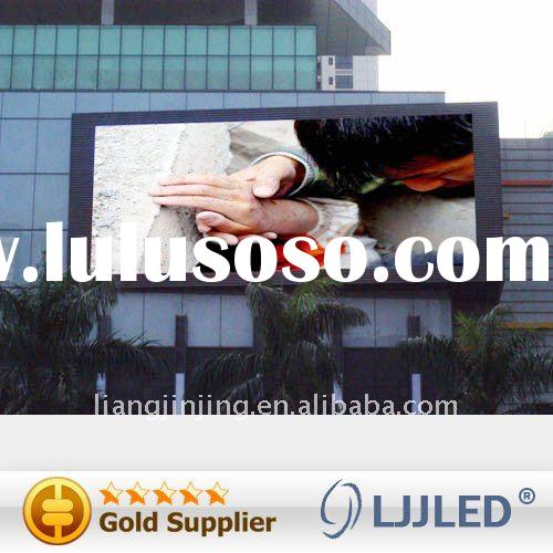 P10 full color led board outdoor video screen for advertisement