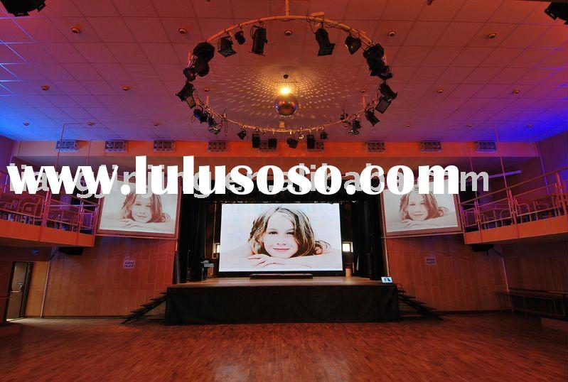 P 7.62 mm for indoor LED concert screen for sale