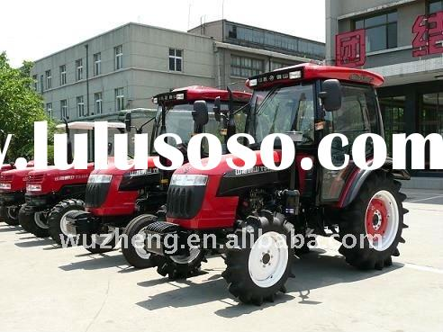 Supply 65HP 2WD Farm Tractor and Farm machine