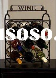 Wine rack, wine glass rack, kitchen wall wine racks