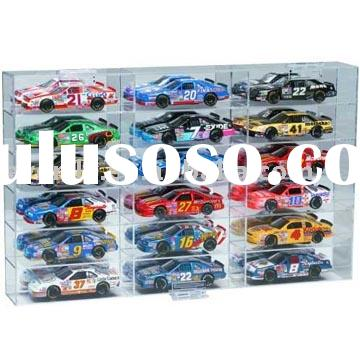 acrylic model car display