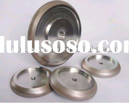 galvanize CBN Grinding Wheels for bandsaw blade