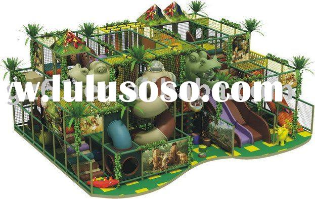 indoor play system,play centre,indoor play equipment,indoor toddler playground,jungle theme