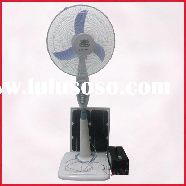 12 Volt electric fan With 12LED