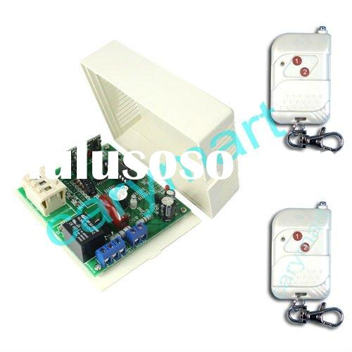 1CH/1 Channel AC110V 315/433Mhz 100M RF Wireless Remote Control Switch - Transmitter & Receiver