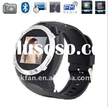 2011 Best-Selling 1.5 inch Full Touch Screen Watch Phone MQ998