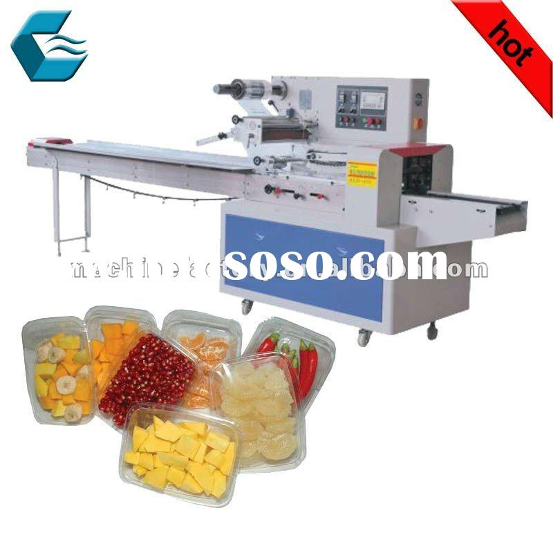 2012 New High-speed apple vacuum automatic packing machine